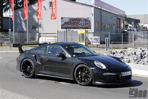 new porsche 911 gt3 rs exclusive porsche 991 gt3 rs spy shots total 911