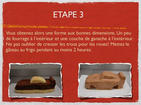 Tutorial Flash Mcqueen | issuu flash mcqueen tutorial by the french cake company