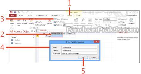membuat layout html dengan tabel cara membuat tabel pada layout view di access 2013