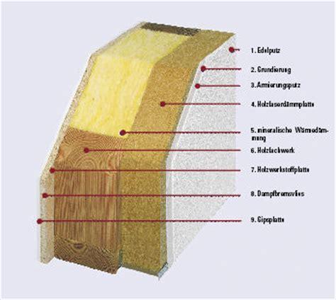 aufbau fertighauswand fertighaus mit optimierter w 228 rmed 228 mmung der geb 228 ude