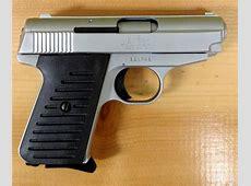 Brand NEW Jimenez Arms J.A.380 satin chrome w/2mags .380 ... Jimenez Arms