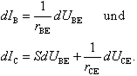 bipolar transistor grundschaltungen bipolar transistor techniklexikon