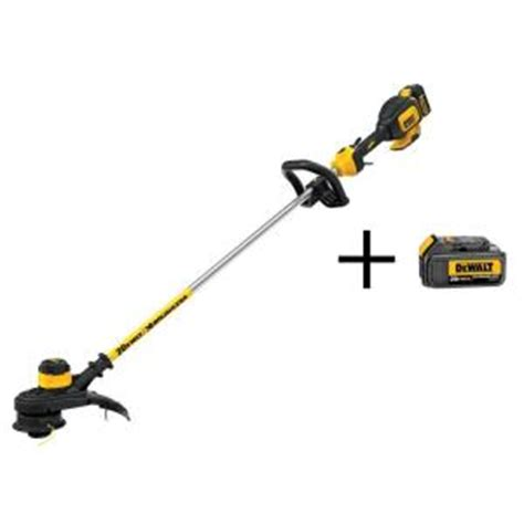 dewalt 20 volt max lithium ion brushless electric string