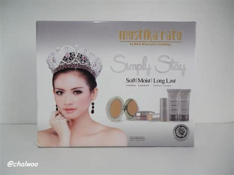 Krim Mata Mustika Ratu mustika ratu simply stay baru produk makeup indonesia