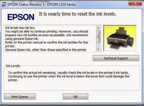 cara reset printer epson l110 menggunakan software download resetter epson l110 l210 l300 l350 l355 komplit