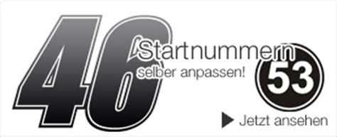 Aufkleber Auf Roller Entfernen by 4 St 252 Ck Aufkleber Sticker Nummer 9 Startnummer 10cm Auto
