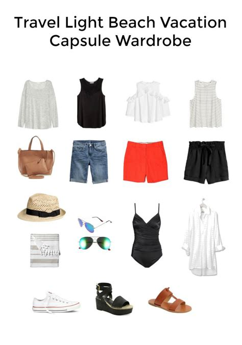 Vacation Capsule Wardrobe by Vacation Capsule Wardrobe Grace