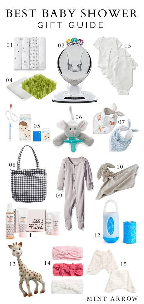 best baby shower gift best baby shower gifts mint arrow