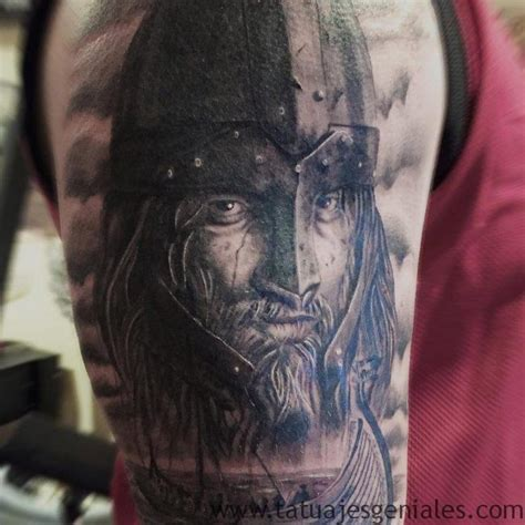 significados y origen de los tatuajes vikingos tatuajes