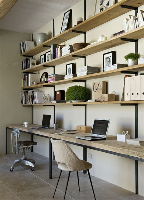 designer home office 42 awesome rustic home office designs digsdigs