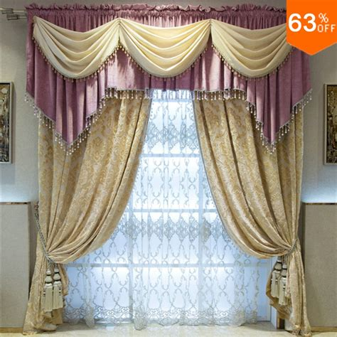 Patchwork Curtains For Sale - aliexpress buy rod stick pink and golden