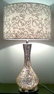 bedroom lamps for nightstands white and glass lamps for bedroom nightstands classy