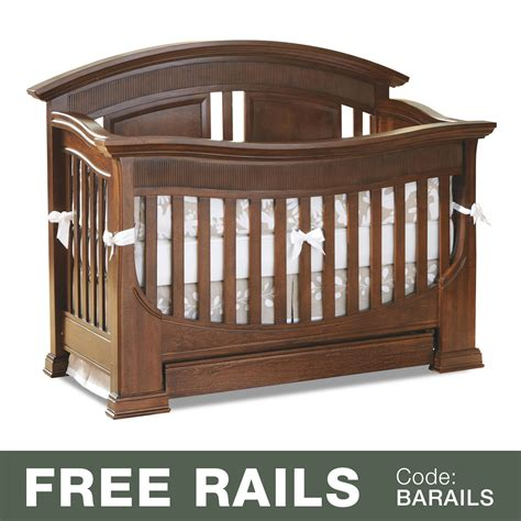 Stratford Crib by 85 Baby Appleseed Crib Baby Appleseed Palisade