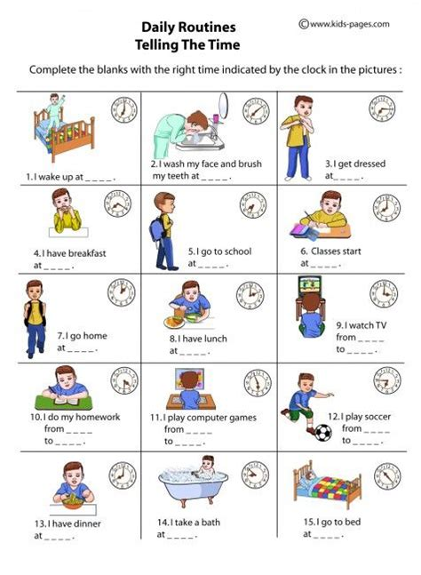 printable toddler daily schedule free printable daily routine schedules daily routines