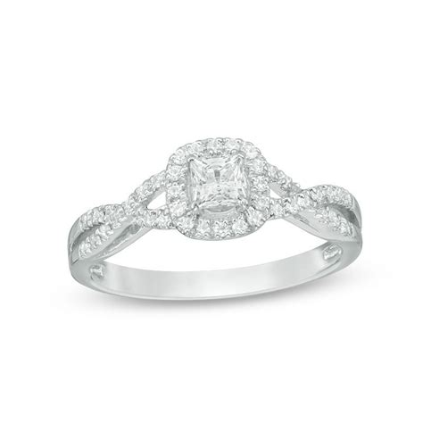 50 beautiful cushion cut engagement rings zales gedanke