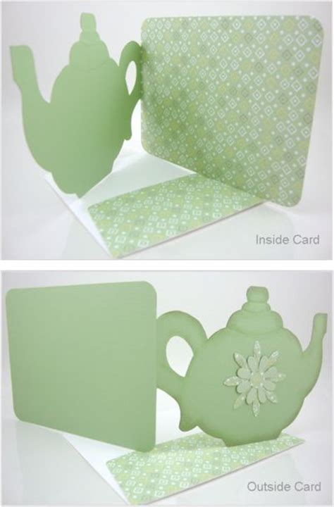 teapot card template 229 b 228 sta bilderna om gt gt northernlightscrappers inspiration