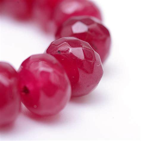 Gamis Jersey Emboss Royal Blue Real Pict 15 achat perlen edelsteine 8mm ruby rot rondell facettiert neu g256 ebay