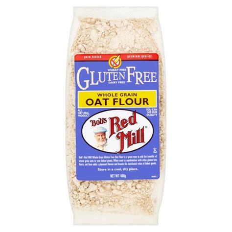 Bob S Mill Almond Flour Gluten Free Tepung Almond bob s mill gluten free oat flour 400g from ocado