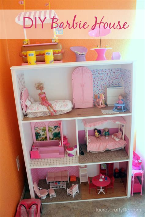 handmade barbie doll house barbie house on pinterest barbie furniture modern dollhouse and handmade crafts