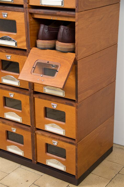 shoe storage system a luxury shoe storage system with some puzzling