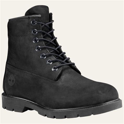 s 6 inch timberland boots timberland s 6 inch basic waterproof boots ebay