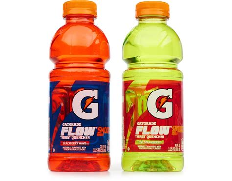New Sabrina Flow Oz boxed gatorade flow thirst quencher 12 x 20 oz