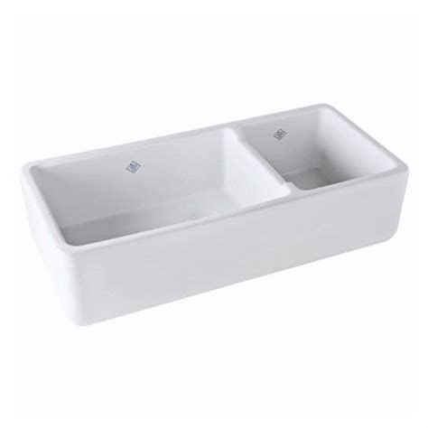 fireclay kitchen sinks rohl fireclay apron kitchen sink rc4019 kitchen sink