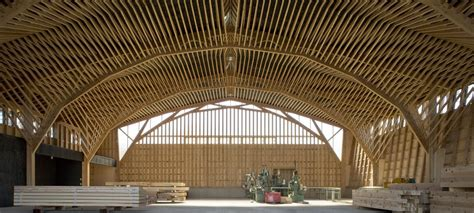 Awesome Church Furniture For Free #6: Remarkable-Japanese-Timber-Structures-stage2.jpg