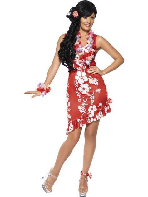 tropical themed costume ideas hawaiian ideas to test for the holidays fashion