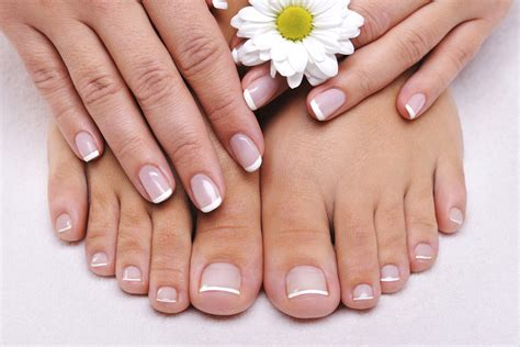 8 Pretty Manicure And Pedicure by And Beautiful Intentions Home Salon