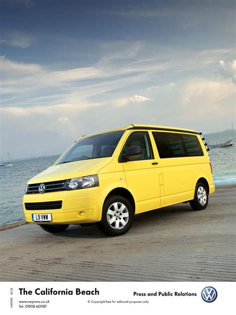 volkswagen beach vw california beach gezenbilir