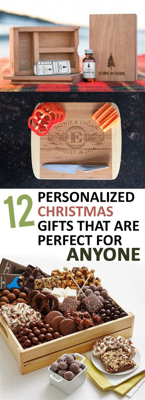 12 personalized christmas gifts that are perfect for anyone