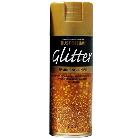 spray paint gold rust oleum glitter spray paint gold sparkling finish