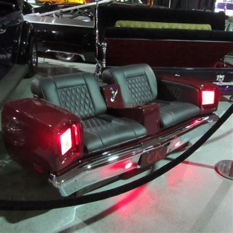 couch runner road runner couch photo de counts kustoms las vegas