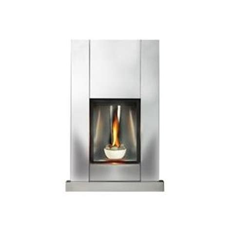 Metal Fireplace Surround Kit by Napoleon Brushed Stainless Steel Surround Facing Kit For