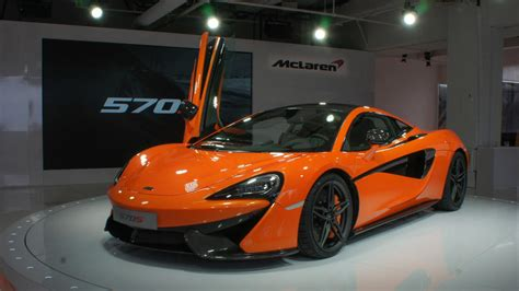 the new mclaren 570 s coupe future cars