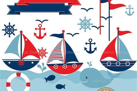 boat birthday clipart nautical sailing clipart sail boat anchor clipart