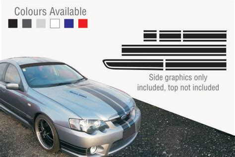 ford falcon stickers ford vehicle decals ford vehicle graphic kit vehicle