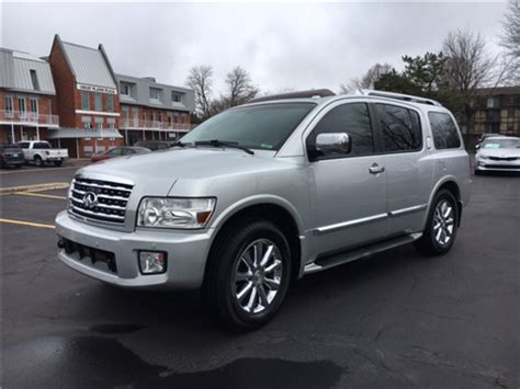 car owners manuals for sale 2008 infiniti qx transmission control 2008 infiniti qx56 for sale carsforsale com