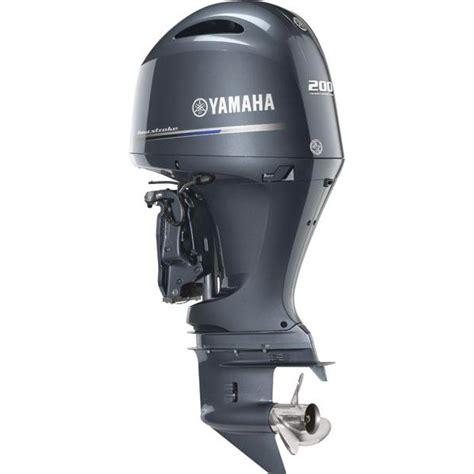 yamaha 200 hp outboard motor inline four four stroke - Yamaha Boat Motors 200 Hp