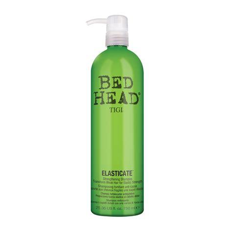 head bed tigi bed head elasticate shoo 750ml feelunique