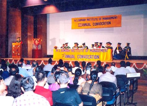 Ms Ramaiah Mba College Fee Structure by Fees Structure And Courses Of Ms Ramaiah Institute Of