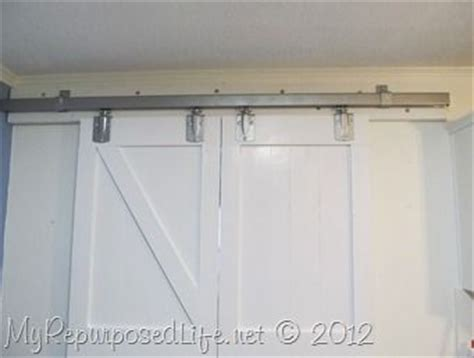 Barn Door Parts Great Post On How To Use Parts From Tractor Supply To Sliding Barn Doors Cost Is A