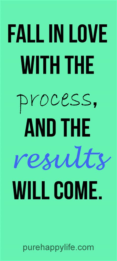 Quotes About Process