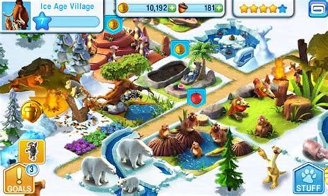 download game android ice age village mod a era do gelo vilarejo download