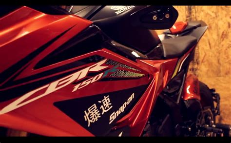 Modifikasi Motor Terbaru 2016 by Modifikasi Motor All New Honda Cbr 150 R 2016 Terbaru