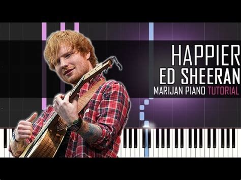 download mp3 happier ed sheeran how to play ed sheeran happier piano tutorial