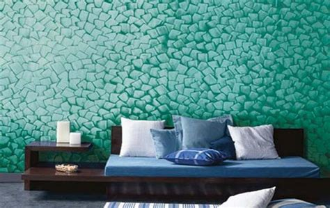 best tecnique textured paint for walls interior design interior green colour family