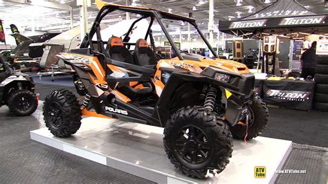 side by side atv 2016 polaris rzr xp turbo side by side atv walkaround