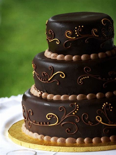 Hochzeitstorte Schokolade by Hochzeitstorten 25 Sch 246 Ne Deko F 252 R Torten Aequivalere